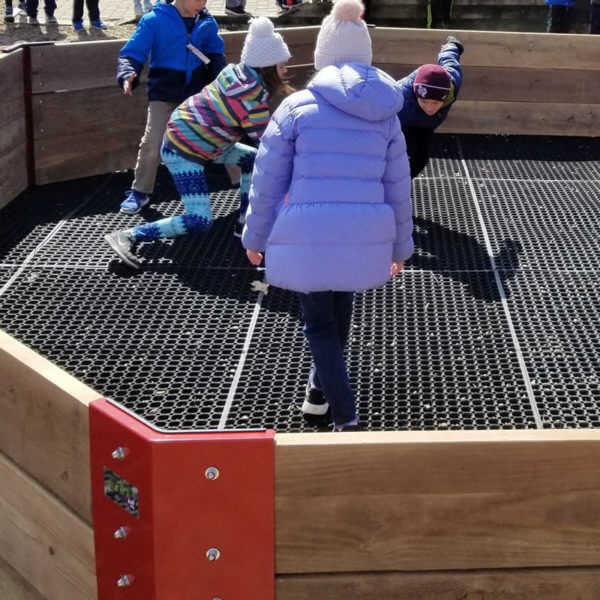 GaGa Ball Pits Rubber Flooring Mats