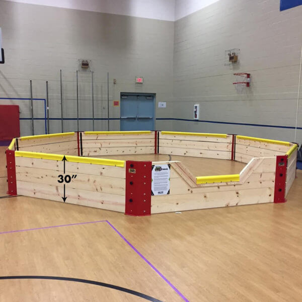 30H Octagon Quick Connect Kit GaGa Ball Pits